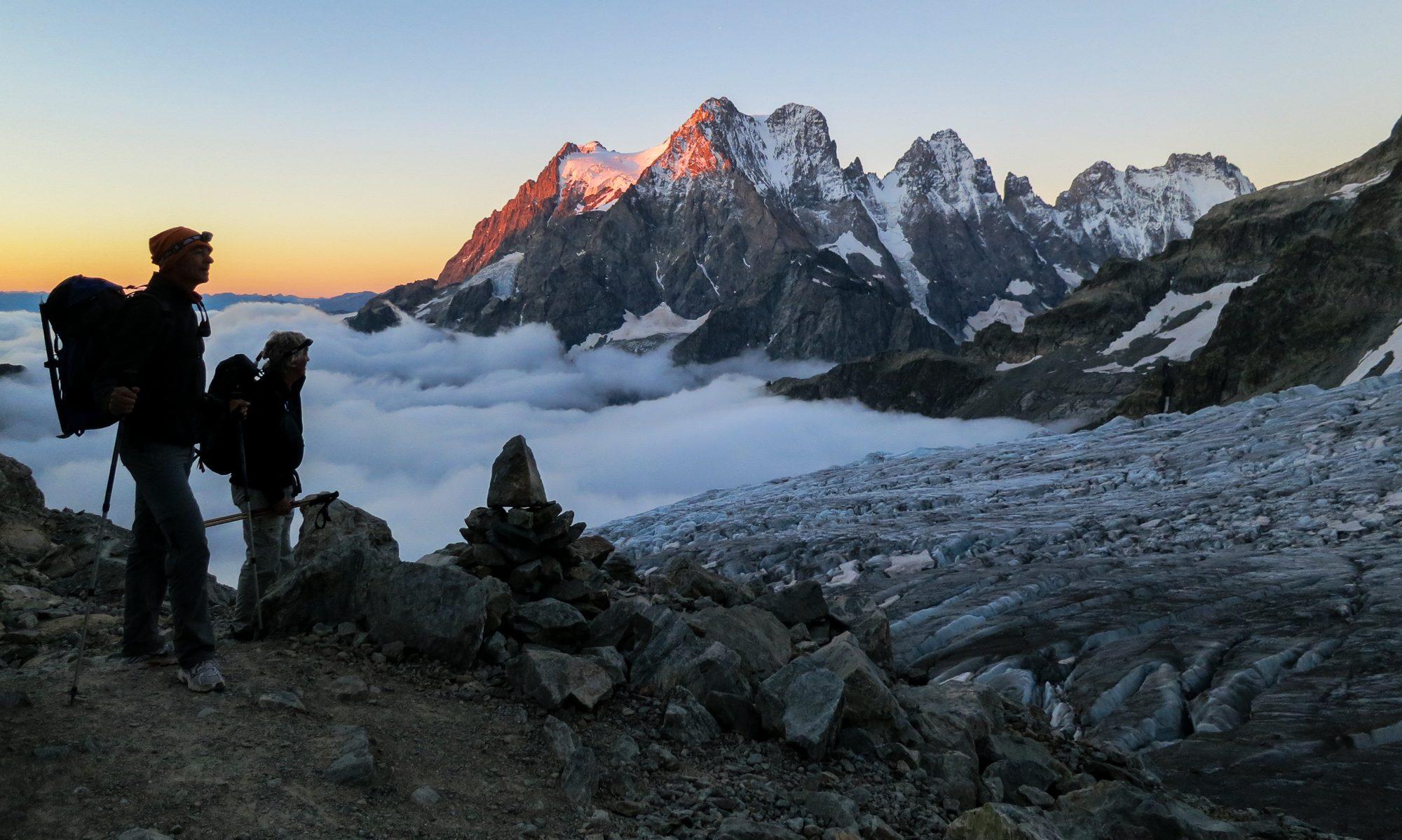 Francois Lombard Guide de Haute Montagne